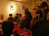 2008JPLプレイオフFinalテーブル風景