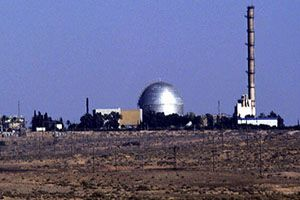 イスラエルの核