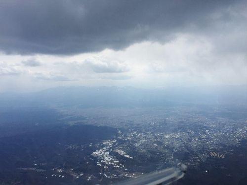佐久盆地と八ヶ岳 (500x375)