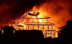 首里城7棟焼失…正殿出火し全焼 貴重文化財も被害か 被害額は約73億円