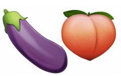 「性的な意味でナスと桃の絵文字を使用すること」をFacebookとInstagramが禁止へ