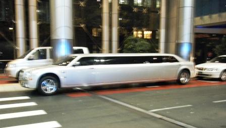SYD limousine