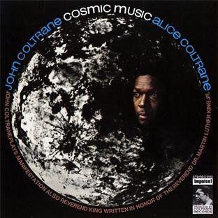 coltrane Cosmic music
