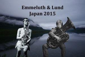 Rasmus Lund(tuba) Signe Emmeluth(saxophone)