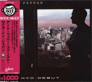 Art Peper Live  In japan1977