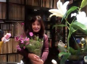 フルマスのお花と