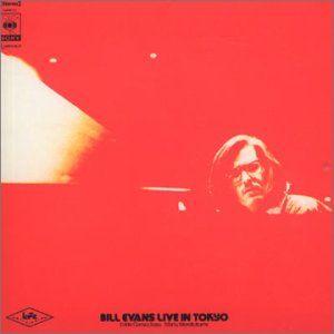 Bill Evans Live In Tokyo