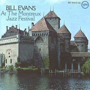 bill evans Montreux