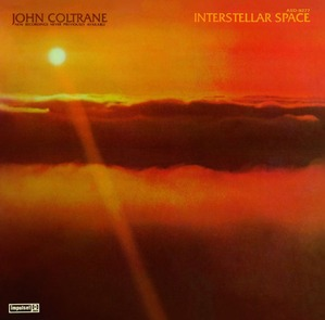 coltrane interstellar  space
