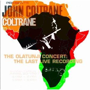 coltrane オラトゥンジコンサート
