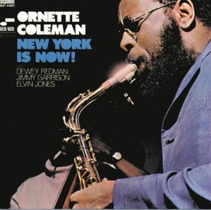 Ornette New York Is Now1968