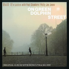 Evans on green dolphin street