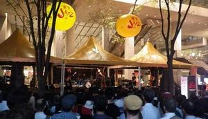 東京JAZZ 地上広場