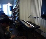 Sole Cafe ピアノ