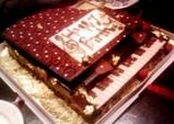 守屋純子 ケーキ