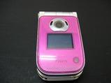 かわいいチビ携帯美品!!P252isピンク
