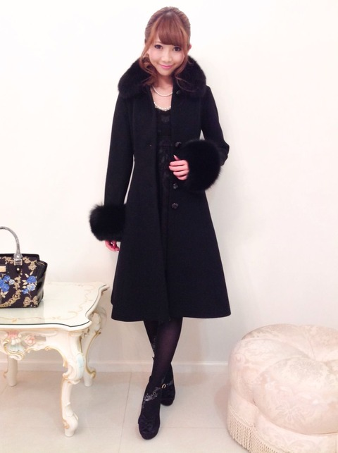 プリンセスコートⅡ黒