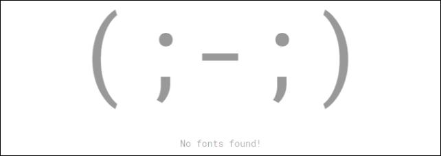20161022-Google-Fontsでフォントが見つからなかったときの顔文字-08