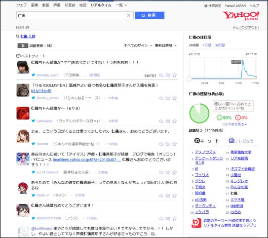 20140409-仁後真耶子さんご結婚とその反応-01
