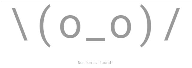 20161022-Google-Fontsでフォントが見つからなかったときの顔文字-02