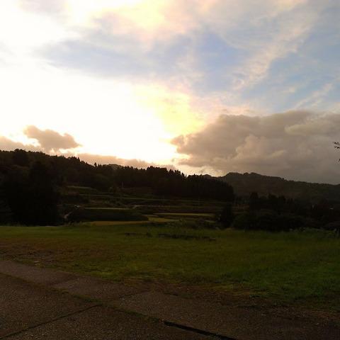 20130917-台風一過の夕焼けの写真-07