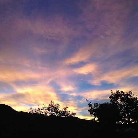 20130917-台風一過の夕焼けの写真-12