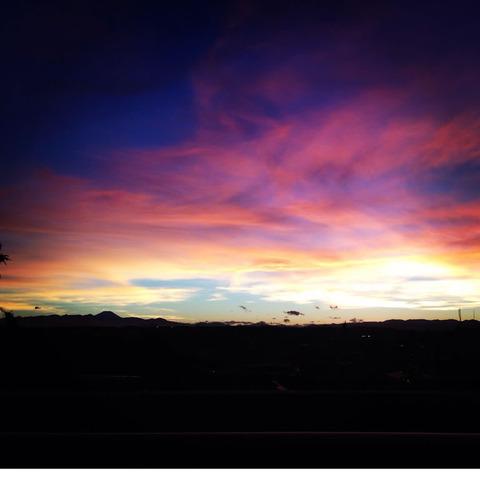 20130917-台風一過の夕焼けの写真-19