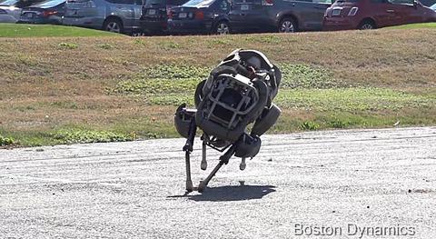 20131006-4足歩行ロボット-WildCat-10
