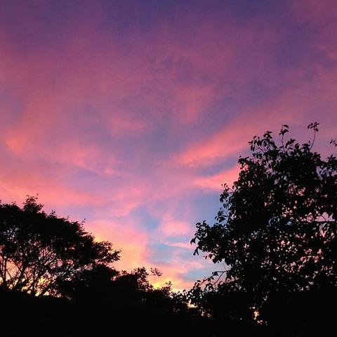 20130917-台風一過の夕焼けの写真-09