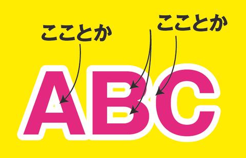 20121212-Illustrator-フチ文字の隙間をアピアランスで埋める-02
