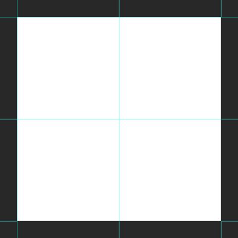 20170923-Photoshopでセンターにガイドを作成-10