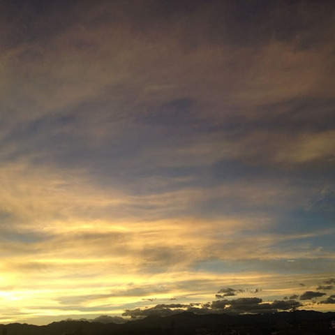 20130917-台風一過の夕焼けの写真-11