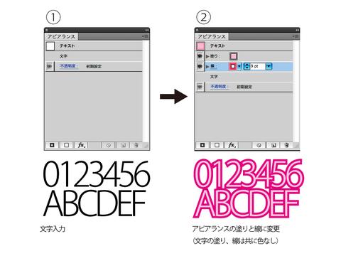 20121229-Illustrator-ふち文字の隙間を埋める-かなこさん-03