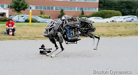 20131006-4足歩行ロボット-WildCat-09