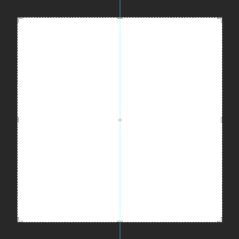 20170923-Photoshopでセンターにガイドを作成-05