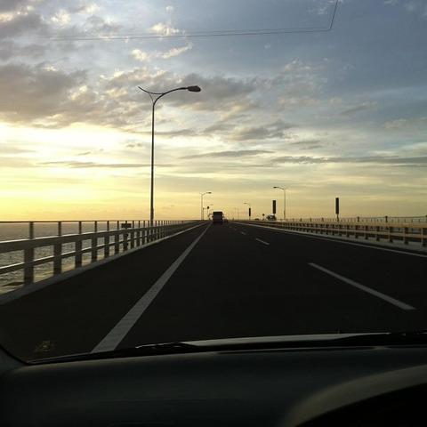 20130917-台風一過の夕焼けの写真-13