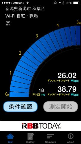 20140503-SoftBank-4GLTEの速度-新潟市秋葉区-03