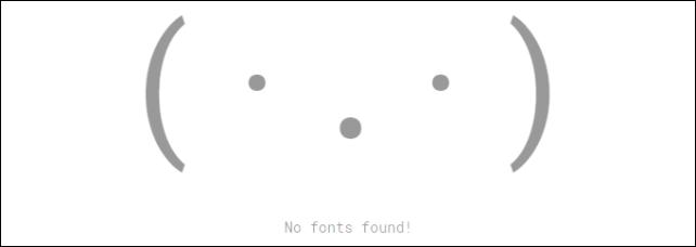 20161022-Google-Fontsでフォントが見つからなかったときの顔文字-12