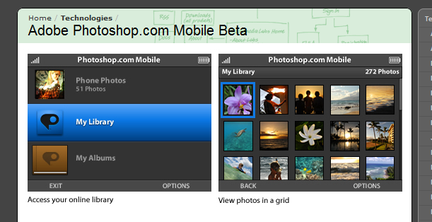 Adobe Photoshop Mobile