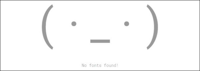 20161022-Google-Fontsでフォントが見つからなかったときの顔文字-11