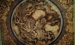 京都便利屋が撮影した妙心寺の雲龍図