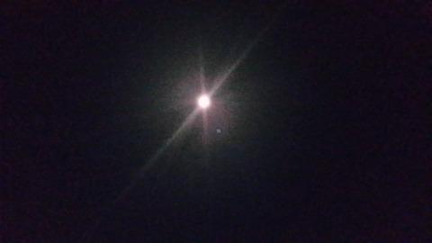 明日は月蝕