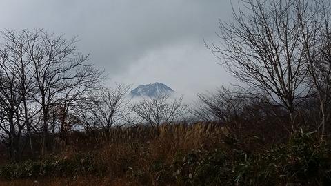 今日のお山