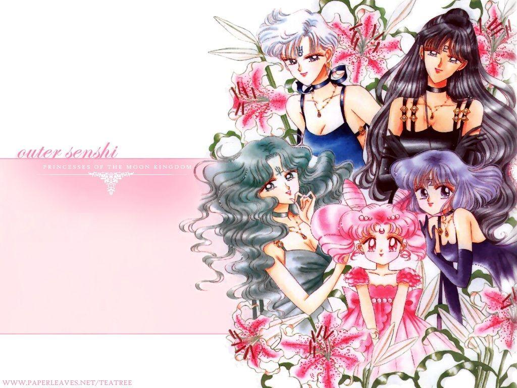 武内直子 原画 美少女戦士セーラームーン その2 好きです 薄い本
