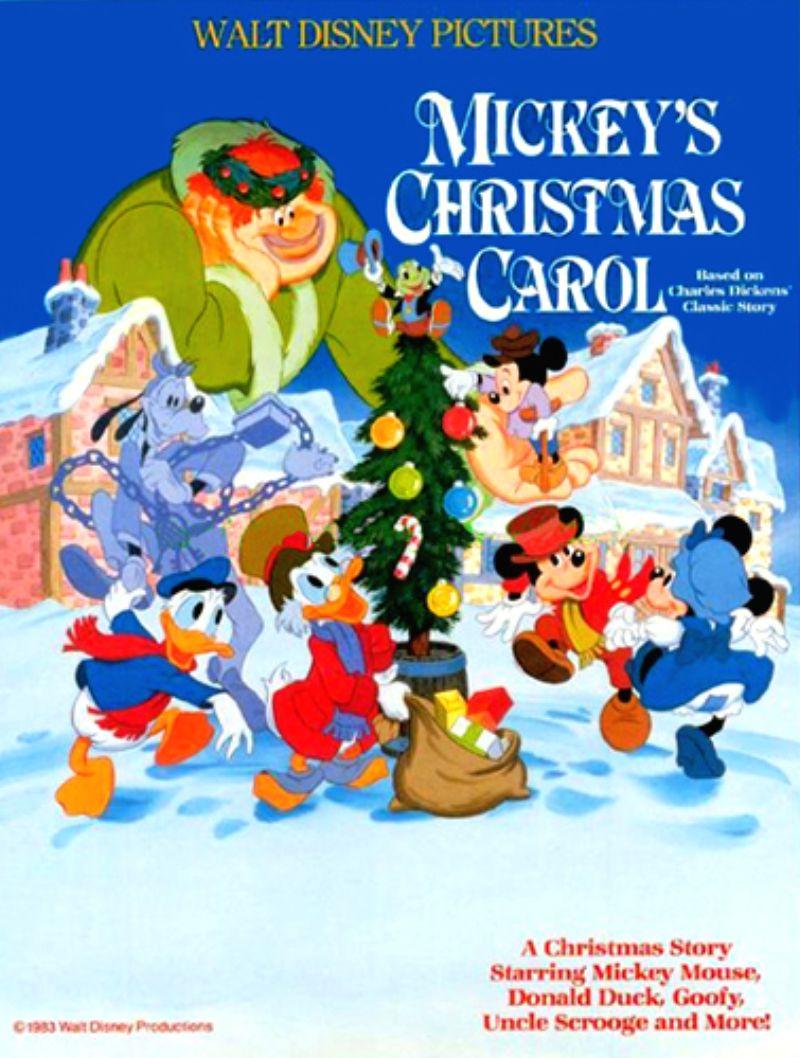 好きです、薄い本 : 『 ミッキーのクリスマスキャロル 』 ディズニー
