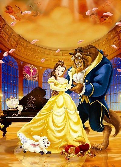 美女 と 野獣 ディズニー