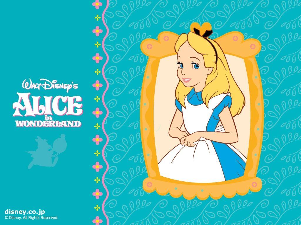 ディズニー プリンセス 画像集 その17 ふしぎの国のアリス