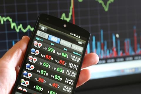 サラリーマン 投資家 デイトレーダー FX 株式投資