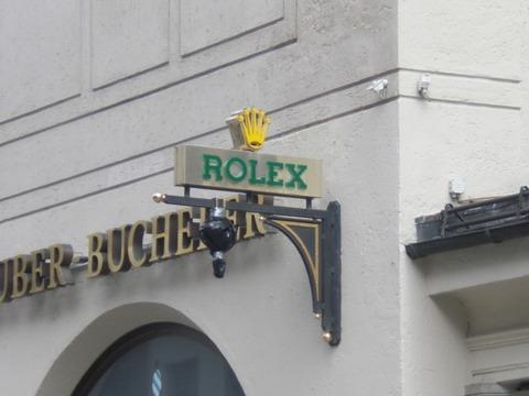 ROLEX ロレックス 資産 クレジットカード リセールバリュー