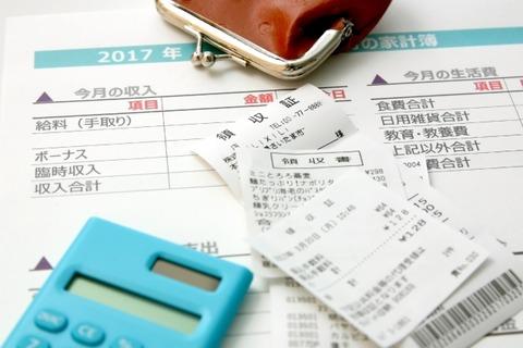 家計管理 家計 節約 貯蓄 貯金 老後 お金